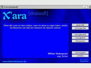 Zitatsoftware mit umfangreichen Extras