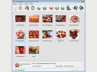 Software zum einfachen Erstellen von Bildergallerien mit Lightbox-Effekt.