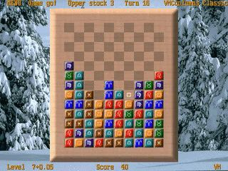 Entfernen Sie alle Steine auf dem Spielfeld durch Gruppierung in Vierer.