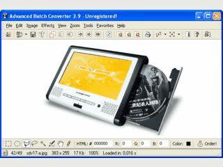 Einfache Konvertierung von 55 verschiedenen Bildformaten per Stapelverarbeitung.
