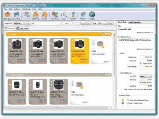 Software zur einfachen Erstellung von Onlineshops.