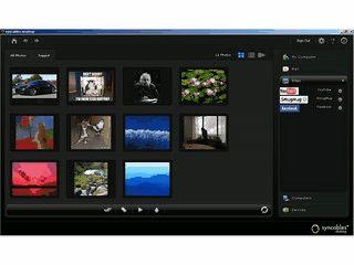 Synchronisation und Streaming von Mac zu Windows und Linux.