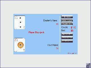 Black Jack mit Online Tournament