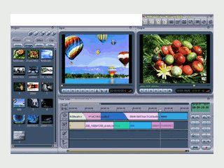 Schnelles Video-Schnittprogramm.