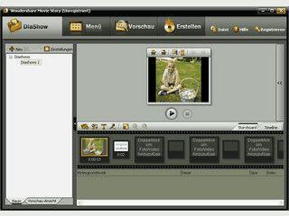 Professionelle Filme & DVD Diashows mit DVD Menüs und vielen Effekten.