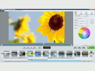 Videosschnittsoftware für Einsteiger.