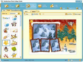 Fotokollagen, Grußkarten, Fotobücher und Kalende erstellen.