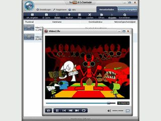 Videos runterladen und für Handy, iPod/iPhone, PSP oder Handy umwandeln.