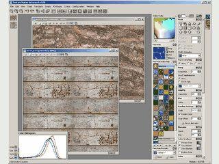 Zur Erstellung nahtloser Texturen und spheroide Umgebungsbilder.