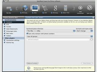 Daten-Synchronisation zwischen Mac, Windows Mobile, Nokia S40 usw.
