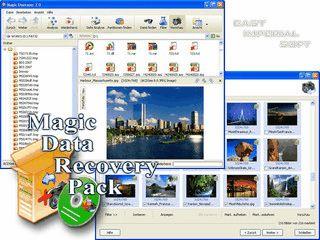 Stellt gelöschte Dateien und verlorene Daten mit wenigen Klicks wieder her.