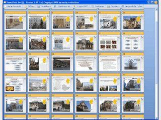 Einfaches Strukturieren von PowerPoint Folien mit Drag 'n Drop.