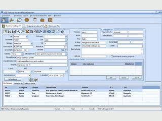 Warenwirtschaftssystem mit integriertem PDF-Drucker,