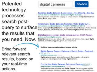 Plugin zur Eingrenzung der Suchergebnisse von Google, Live und Yahoo.