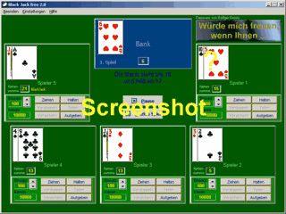 Kostenlose Casinovariante von 17 und 4