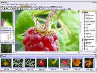 Bildbearbeitung für digitale Fotografie mit i2e und Xe847