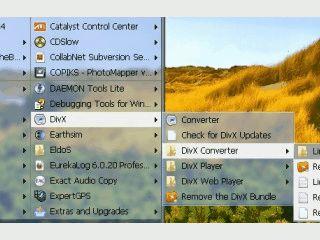 Ein Windows Vista ähnliches Startmenü, speziell für Windows 7.