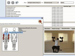 Personal-Training Software mit Ernährungsberatung