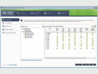 Synchronisation von Outlookdaten im Netzwerk ohne MS Exchange.