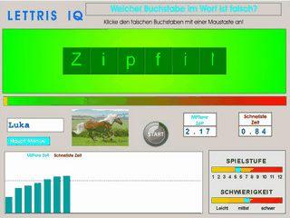 Trainings- und Lernsoftware Deutsch für Schüler aller Schulen, auch für LRS.
