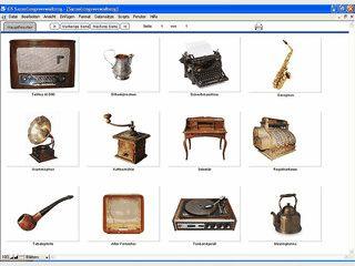 Software zur Verwaltung beliebiger Sammlungen nach Museums-Vorgaben.