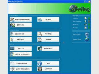 Kaufmännische Software für kleine und mittlere Unternehmen