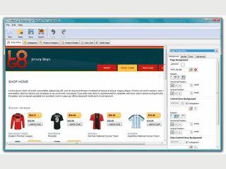 Software zum erstellen eines Onlineshops