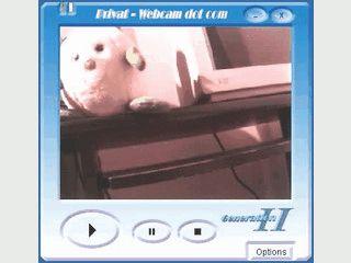 Webcam Bilder erstellen und auf dem Server speichern.