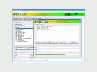 Software zum Auslesen von Audio-CDs inklusive CDDB Anbindung und Werbung.