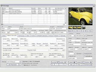 CarFox-Oldtimer verwaltet Ihre Oldtimer und bringt damit Übersicht in die Garage