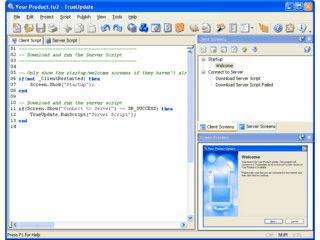 Automatische Softwareupdates via Internet für Ihre Anwendungen.