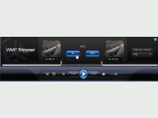 Teilen und Schneiden von Videos im Windows Media Player