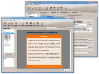 Erstellen Sie Javascript-basierte Overlay-Fenster für Ihre Webseite.