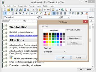 Delphi Komponenten zum Editieren und Drucken von Hypertext-Dokumenten