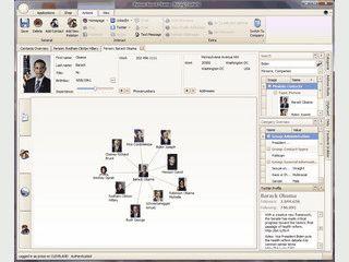 Verwaltung und Synchronisierung von Adressdaten.