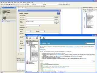 Flexibles ActiveX Zip Control für diverse Programmiersprachen.