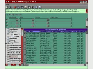 Tool mit dem sich sämtliche SQL-Befehle auf Access-Datenbanken ausführen lassen