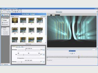 Vitascene vereint  Effekt-Plugins in einem einzigen intuitiven Programm