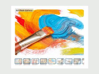 Kompakte flash-basierte Fotogalerie für Ihre Webseite.