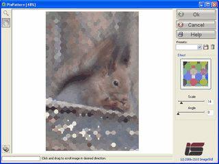 Plugin mit dem sich Mosaik-Grafiken erstellen lassen.