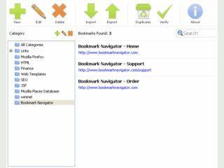 Bookmarkverwaltung und Synchronisierung für Firefox, Chrome und Internet Explore