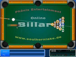 online billard spielen