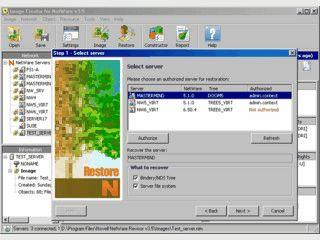 Sicherung und Wiederherstellung von Novell Netware Servern ab Version 3