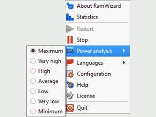 Automatische Optimierung des Arbeitsspeichers (RAM) Ihres Computers.
