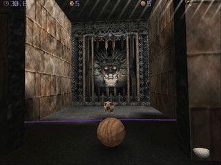 3D Simulation des bekannten Holzkugelspiels