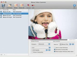 Video Konverter der mehr als 170 Medienformate unterstützt.