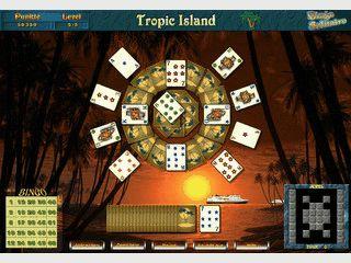 Vereint die Spiele Solitaire, Jewel und Bingo zu einer neuen Herausforderung.