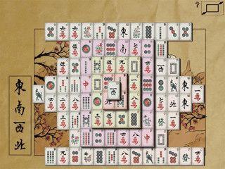 Mahjong mit 10 Level in 6 verschiedenen Themenwelten