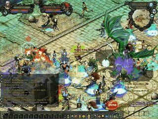 Onlinemultiplayer-Spiel mit integriertem Videochat.