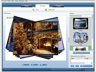 Erzeugt sehr einfach aus Ihren Bildern eine Flash-Diashow.